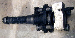Wheel Axle Assembly MS893A (A/R)