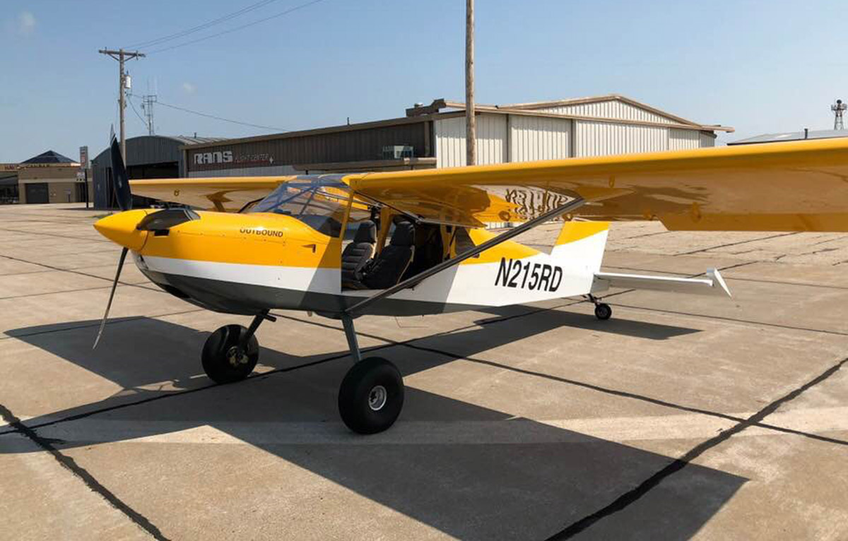 RANS S-21 Outbound